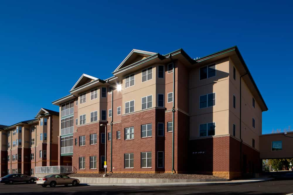 St. Annes Callista Court Assisted Living - Healthcare Construction
