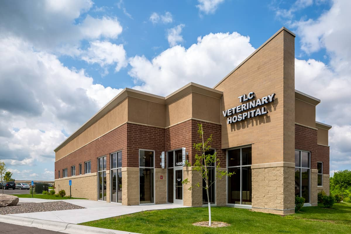TLC Veterinary Hospital - Healthcare Construction