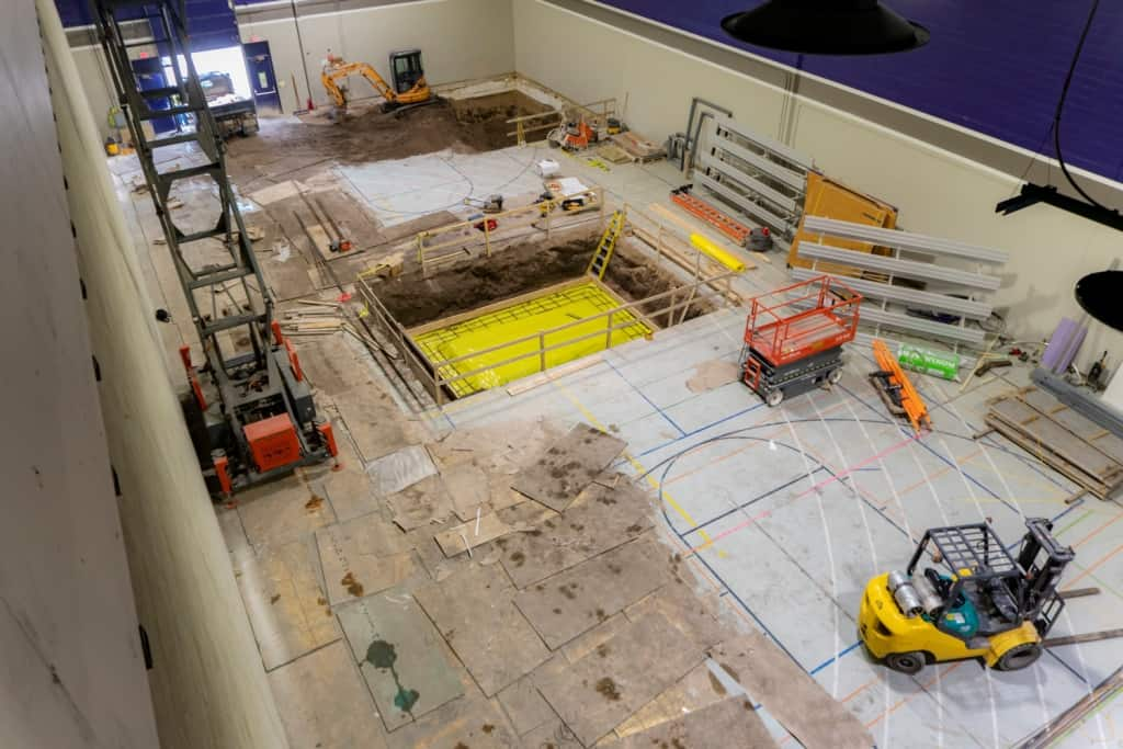 Winona State University - School Construction