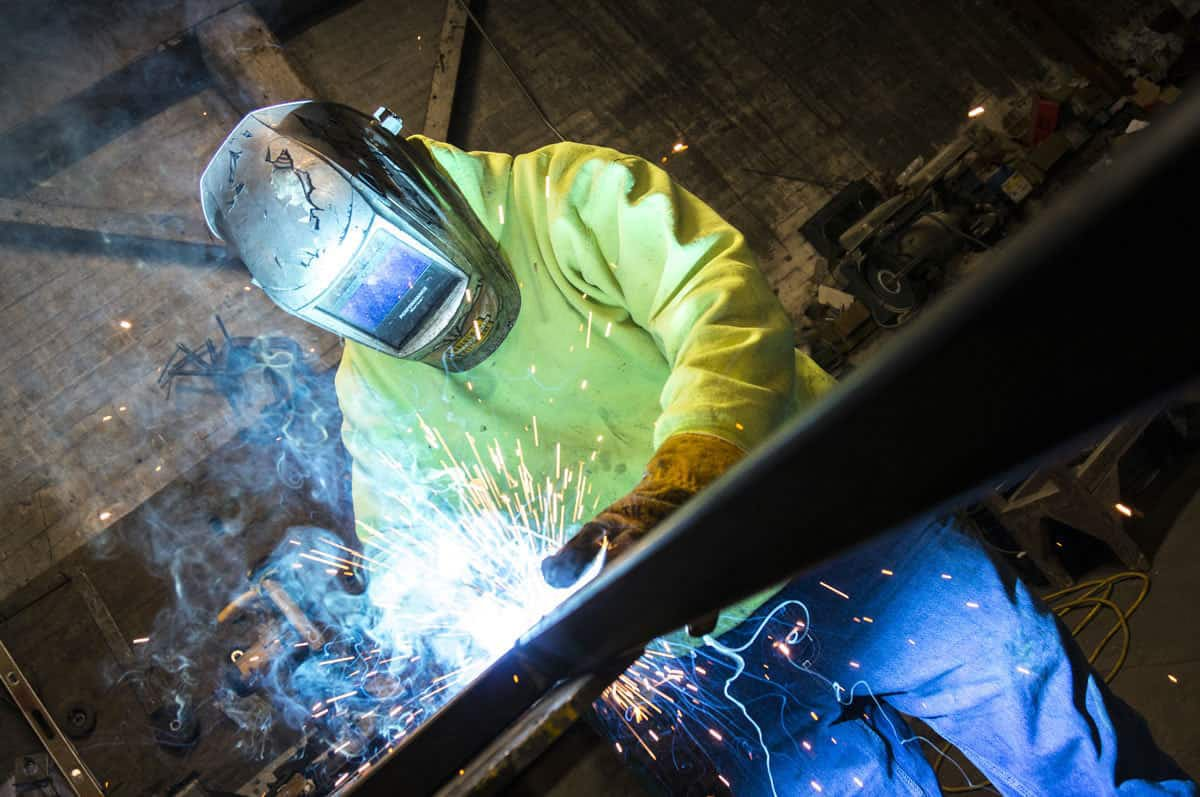 Construction Specialties - Welding